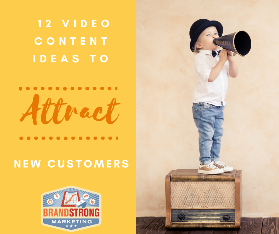 12 Video Content Ideas