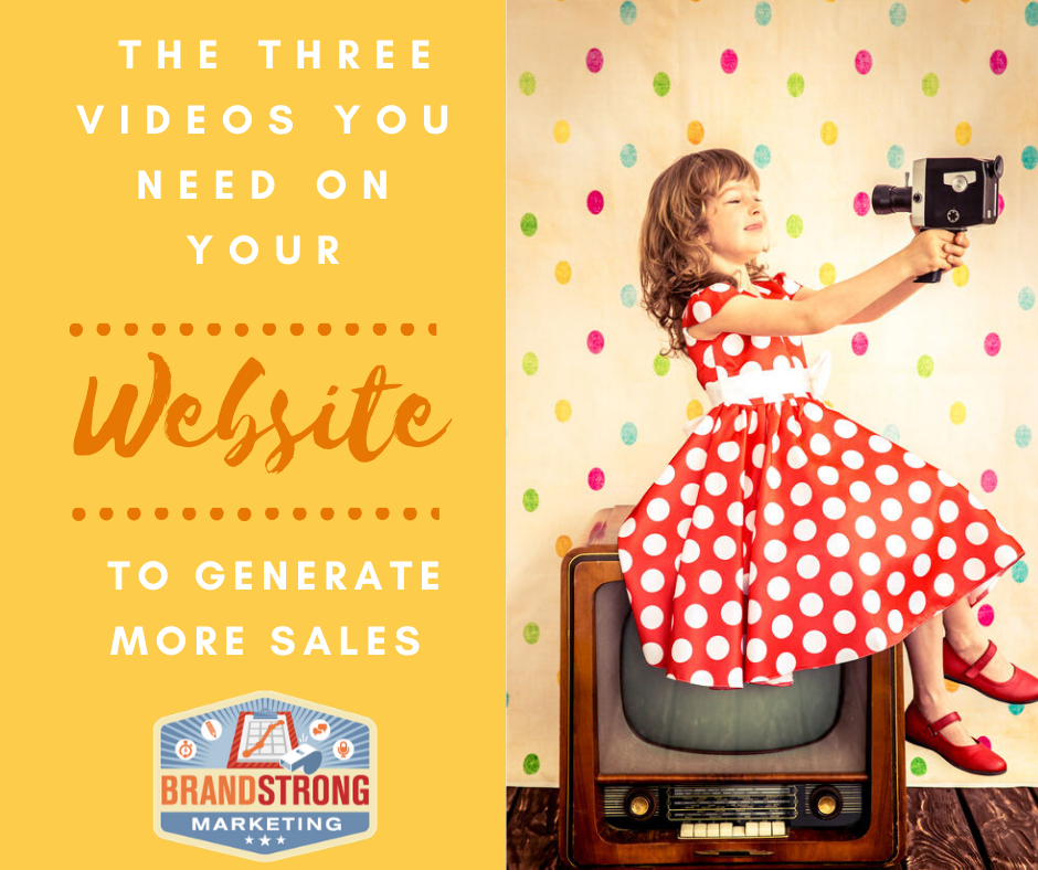 3 Videos You Need to Generate More Business